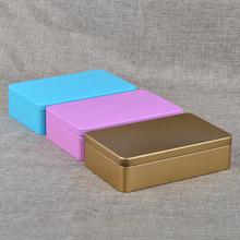 厂家直销婚庆包装礼盒喜糖盒加厚190大号长方形马口铁包装可定制