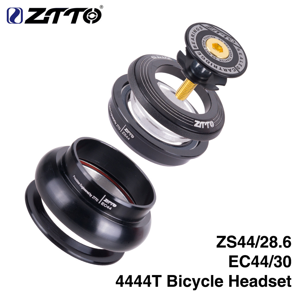 """ZS44//28.6 *ZS44//30 MTB Bike Road 4444S Headset 1-1//8/""""  /""""for Straight Tube Fork"""