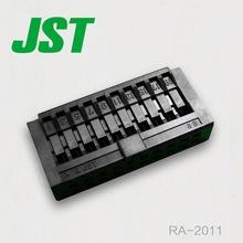 JST原厂正品 连接器 针座 RA-2011 接插件  牛头插座 牛角插座