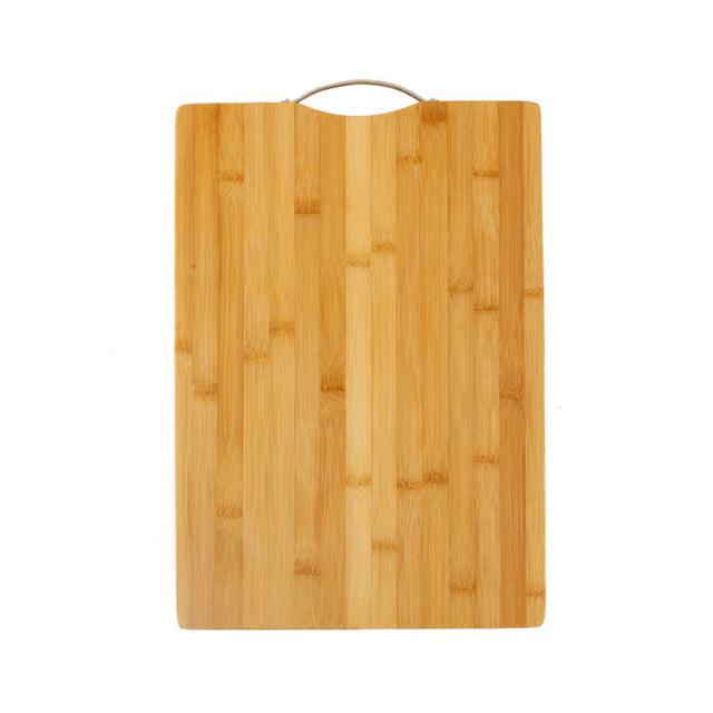 Bamboo nhà máy thớt trực tiếp hình chữ nhật thớt đe thớt bảng carbon tre tan Phúc Kiến tấm Thớt cán pin
