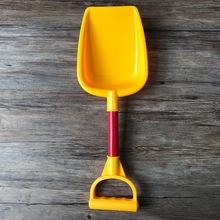 小号园艺儿童加厚铲子塑料挖沙戏水户外过家家玩具可拆装种花草
