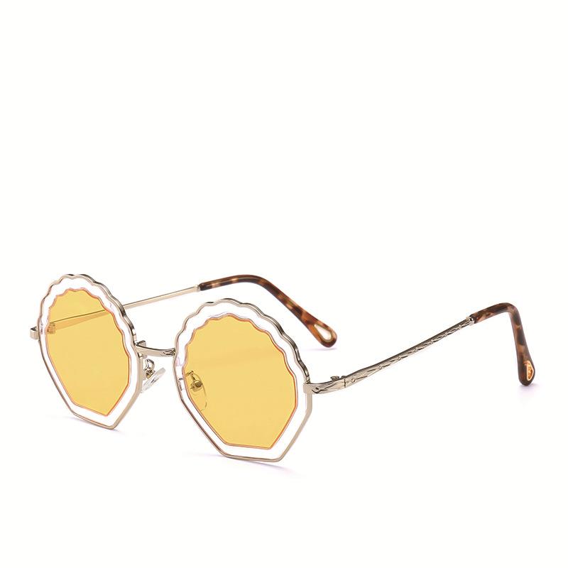 Màu ống kính:Bạc khung vàng