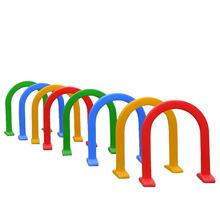 兒童爬行陽光隧道幼兒園毛毛蟲鉆洞感統訓練器材戶外體育運動玩具
