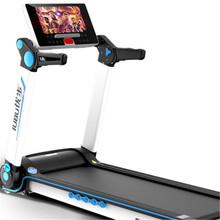 優步K5電動升降跑步機家用款多功能電動超靜音可折疊健身一件代發