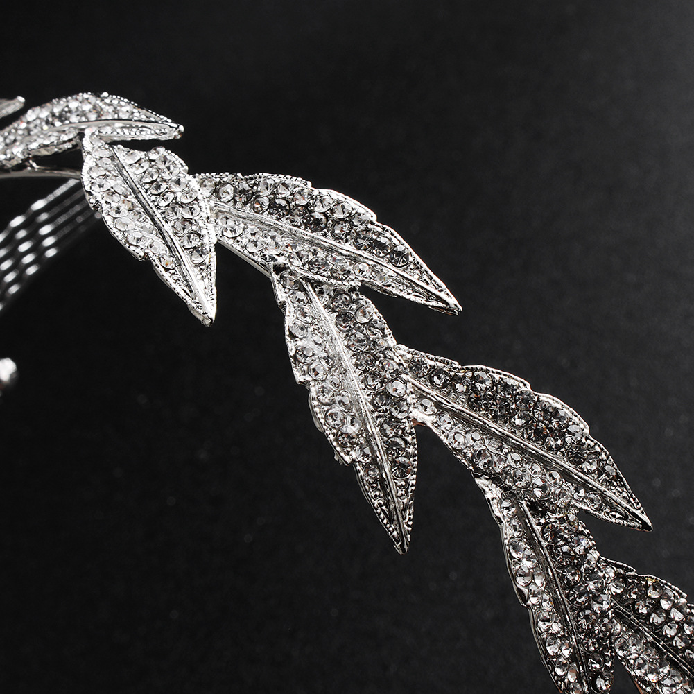 Alloy Fashion Geometric Hair accessories  (Alloy) NHHS0501-Alloy