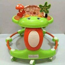 利贝乐婴儿学步车BK1010德国品质防侧翻儿童助步车多功能有音乐