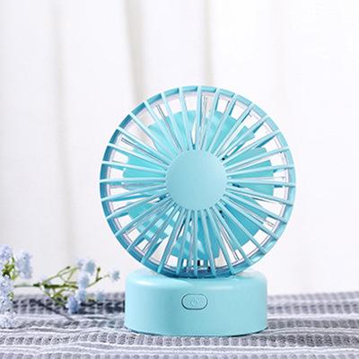 热气球风扇新款创意usb迷你便携式桌面定制礼品风扇一件代发