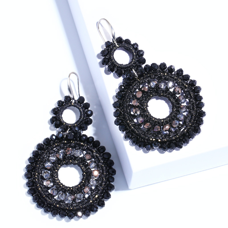 Alloy Fashion bolso cesta earring  red  Fashion Jewelry NHAS0226red