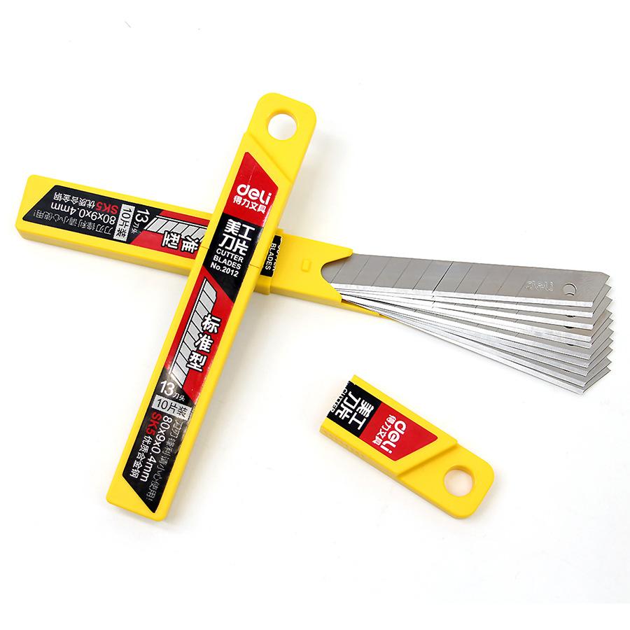 Deli 2012 nghệ thuật bán buôn lưỡi cắt lưỡi nghệ thuật lưỡi trumpet SK5 carbon công cụ thép