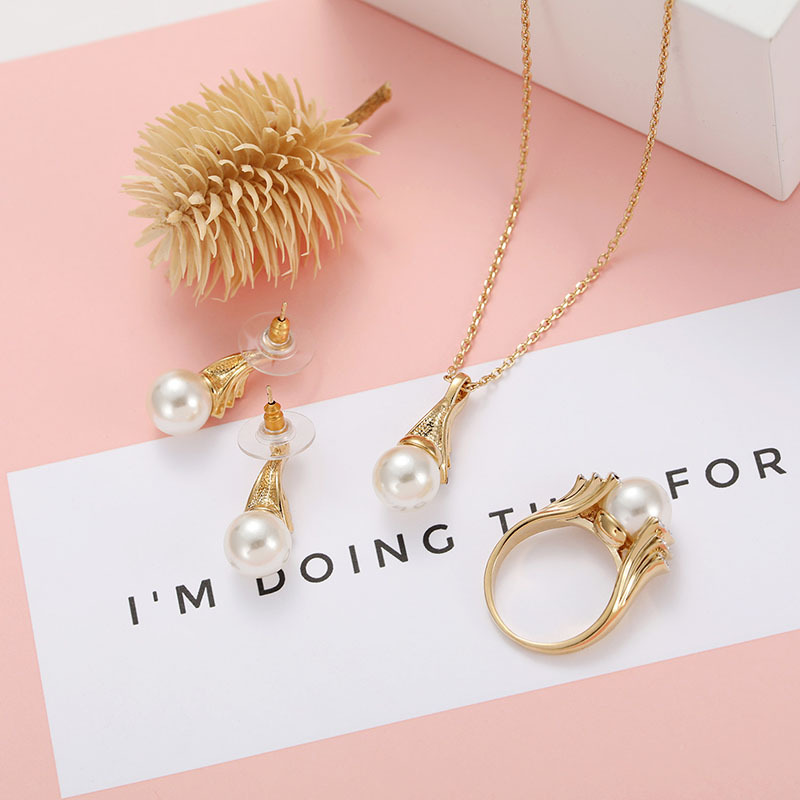 Alloy Simple  necklace  (61173178) NHXS1669-61173178