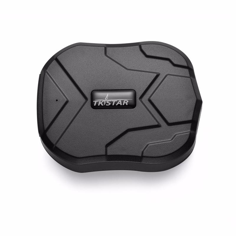 车载强磁TK905 待机90天GPS追踪定位器 全球通用 终身平台