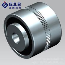 宁波轴承 可定制涨紧轮轴承 汽车发动机轴承 耐高温无油薄壁轴承