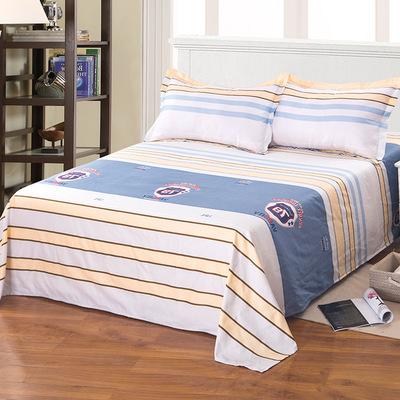 厂家批发为你带来回头客 活性植物羊绒磨毛卡通不掉色 单件床单