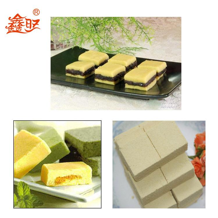 四川厂家食品机械设备 绿豆糕成型机糕点切割机 全自动糕点机定制
