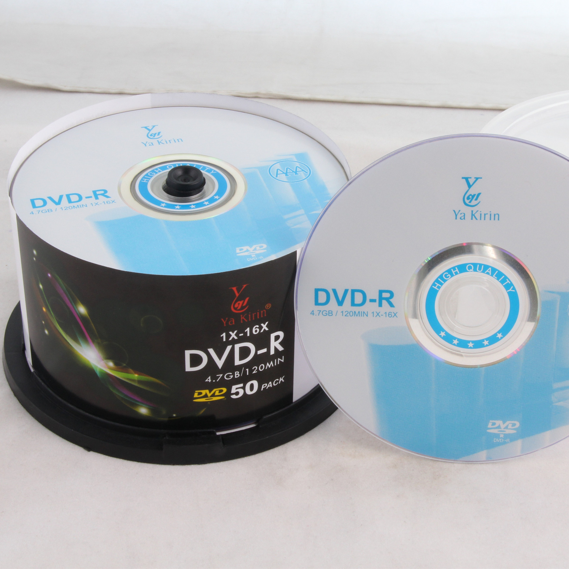 CD-R 52X 700MB DVD-R DVD+R 4.7GB 8X 16X 可刻录空白光盘 碟片