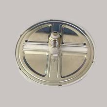 厂家直销 led超薄筒灯E27灯头暗装面板灯方形圆形面板灯过道灯