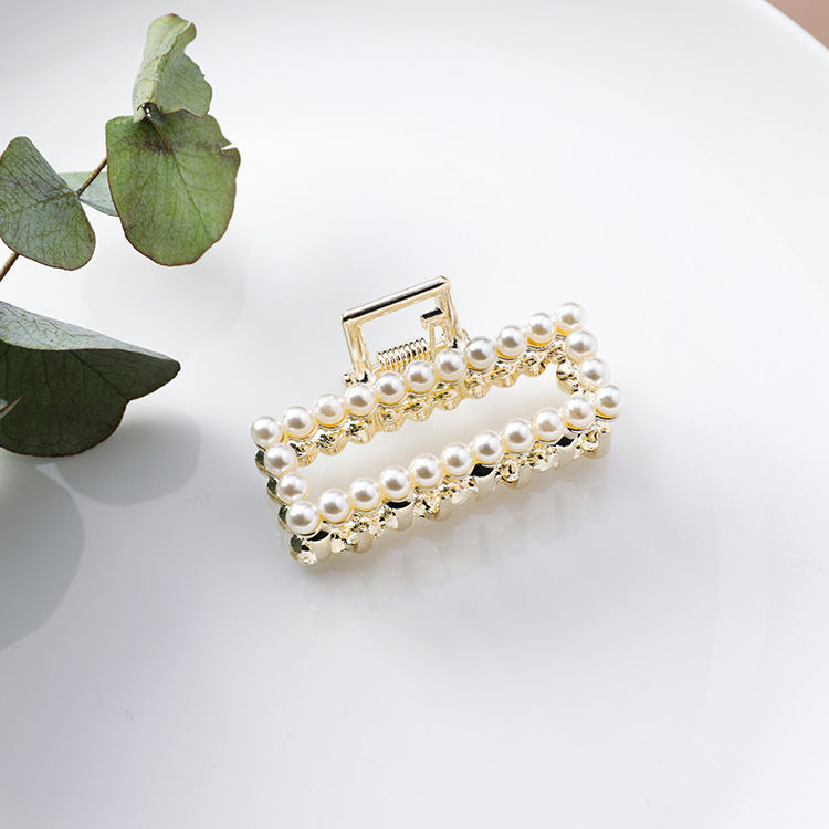 Alloy Korea Geometric Hair accessories  (A beads love section)  Fashion Jewelry NHMS2155-A-beads-love-section