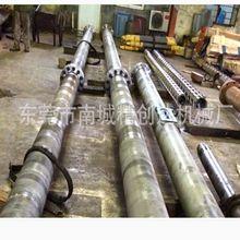 厂家专业维修翻新EPE珍珠棉机180型螺杆机筒 双合金喷涂技术