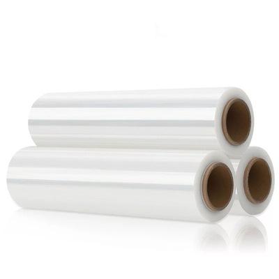 缠绕拉伸膜 pe透明包装膜 45CM*3KG毛重 自粘托盘、防潮防尘生产