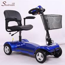 女士電動車成人迷你自行車鋰電折疊電瓶車小哈雷電動滑板代步車