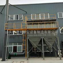 专业定制家具厂木工除尘器大型中央除尘设备HMC-96反吹式除尘器
