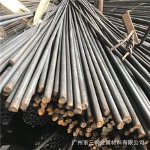 圆钢Q235B热轧圆钢25mm国标湘钢现货批发元钢A3钢棒各种规格供应