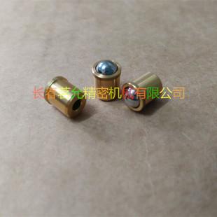 Bolt bead spring lock bead German standard GN 614 light bead spring lock pin Changchun Mingyun domestic supplier