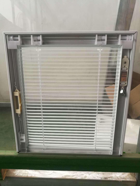 全套內置百葉中空玻璃設備、材料及配件