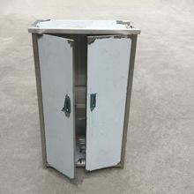 橱柜定做学校食堂不锈钢砂光多层平开门定制家具整体橱柜水槽橱柜