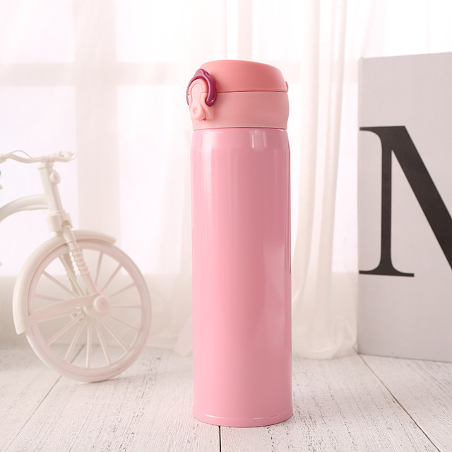 Sáng tạo quà tặng cốc Macaron cốc hàng ngày của những người yêu trà màu 304 Straight Cup nảy một thế hệ các chất béo Cốc lạnh cách nhiệt