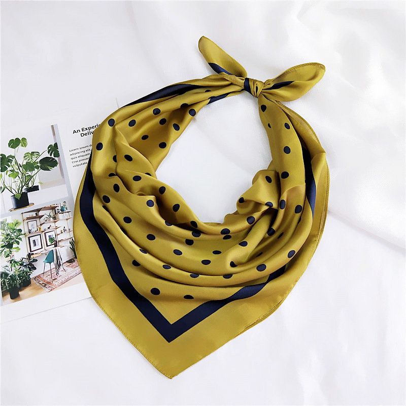 Alloy Korea  Scarf  (1 wave of navy) NHMN0007-1-wave-of-navy