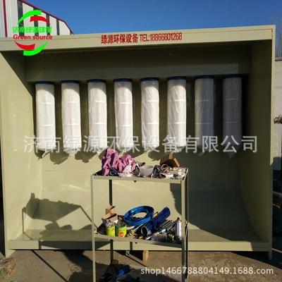 塑粉回收机 喷塑设备大全 粉末回收机 环保无排放