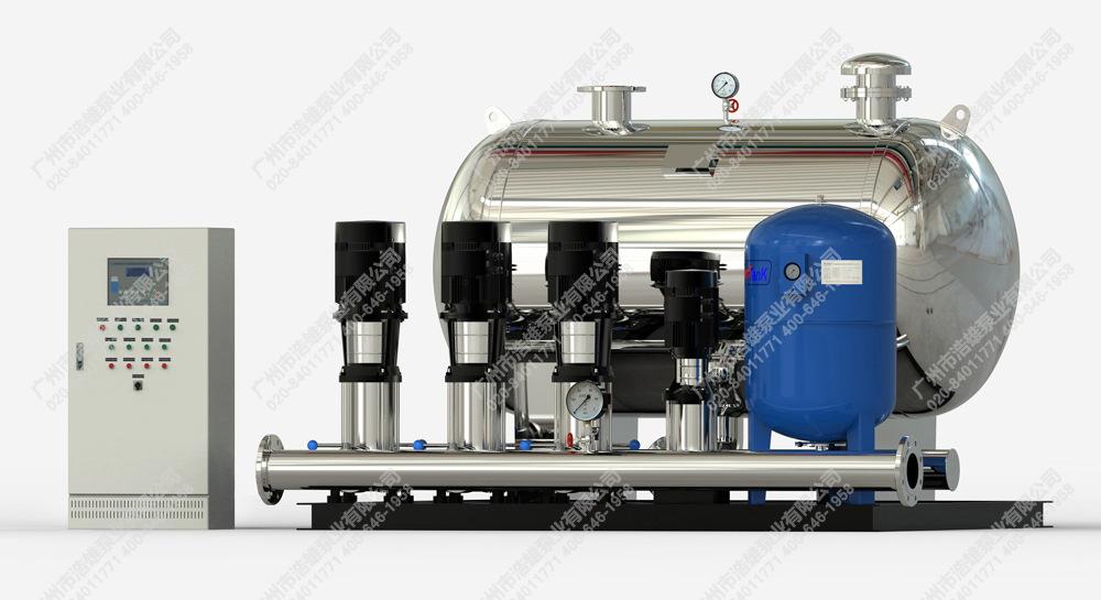 31DWS罐式无负压变频供水设备