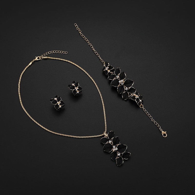 Alloy Simple  necklace  (61173207) NHXS1708-61173207