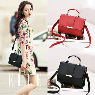 Female bag new 2021 one-shoulder messenger lady's small bag summer European and American fashion cross-border hot style casual small square bag