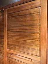 非洲进口黑胡桃木高品质胡桃木原木板材 家具板加工实木烘干板材