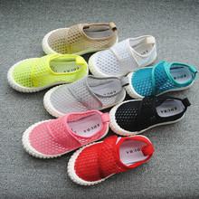 Giày trẻ em mùa hè EDUBA có thể được điều chỉnh cho bé trai và bé gái lỗ giày lưới bé kẹo kẹo lưới Dép trẻ em