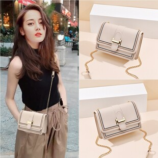 Manufacturers women's bags Messenger bags 2021 spring and summer new Korean style trendy ladies fashion simple one-shoulder handbags