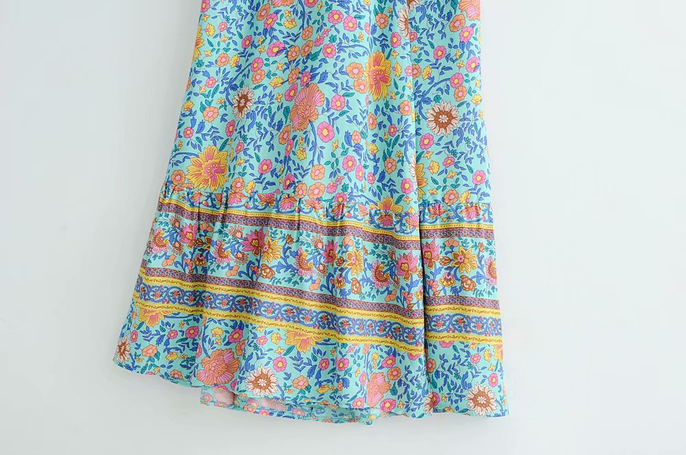 Polyester Fashionskirt(Picture color-S) NHDS0738-Picture-color-S