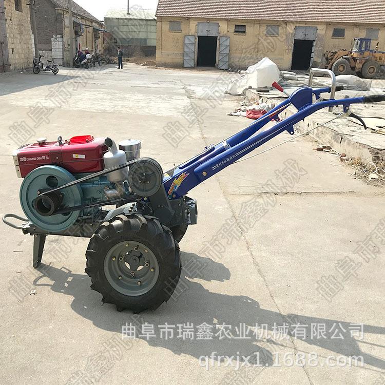 多功能旋耕机 厂家定制农用柴油开沟机 手扶微型犁地机