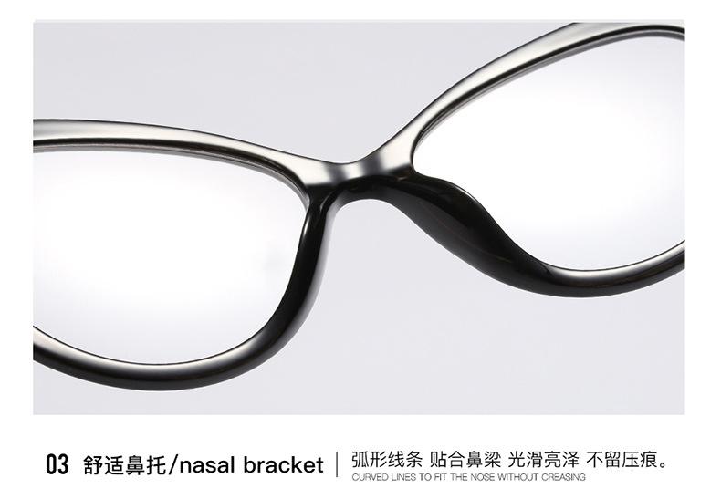Plastic Fashion  glasses  (C1)  Fashion Jewelry NHFY0682-C1
