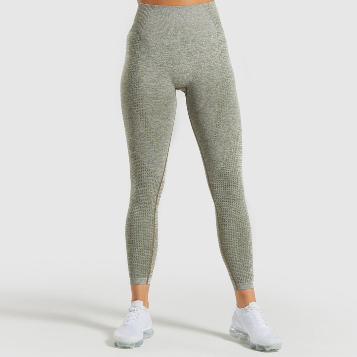seamless jacquard fitness yoga pants  NSLX8982
