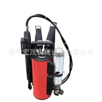 背负式细水雾灭火机 高压细水雾灭火器 QWLB12消防灭火水枪直销