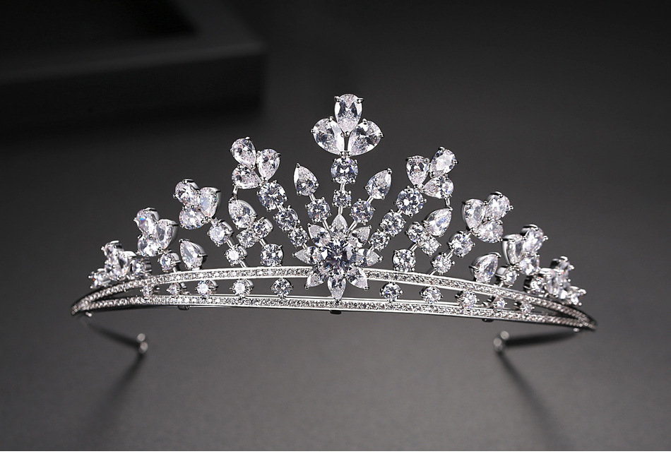 Bridal jewelry new headband hair accessories wedding jewelry wedding accessories gifts women NHTM199519