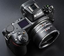 唯卓仕VILTROX廠家批發DG-Z適用于尼康Z卡口近攝接圈微距轉接環