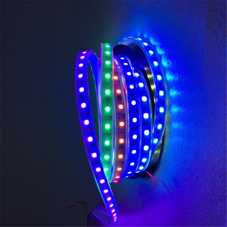 幻彩LED软灯条20段60灯4