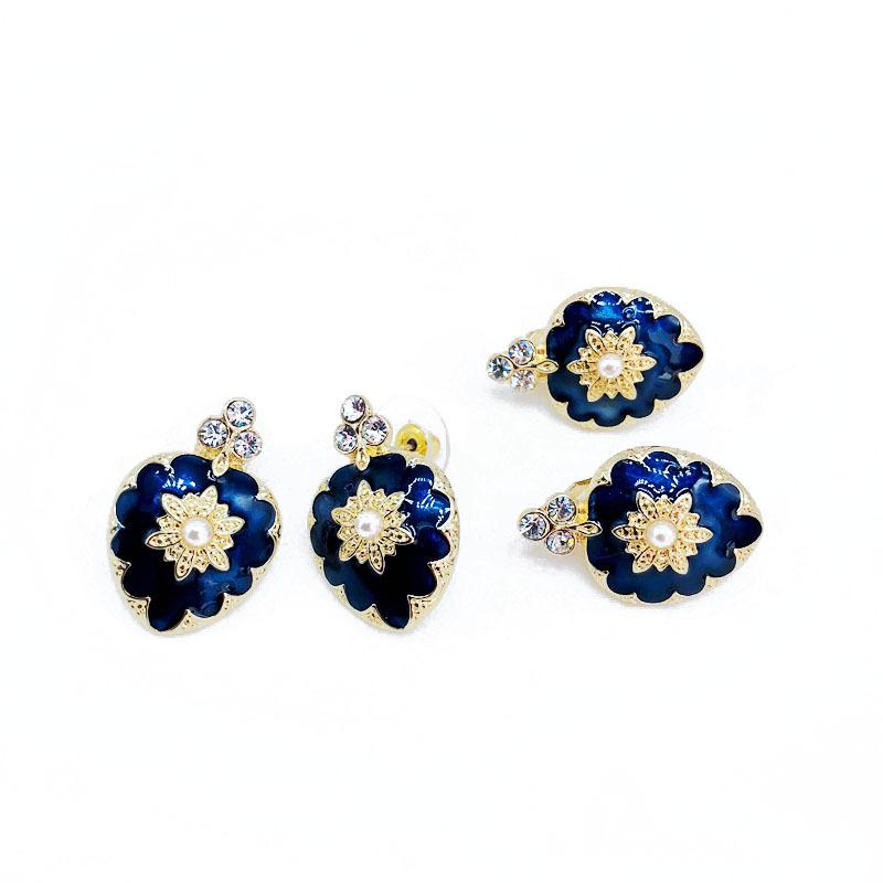 Alloy Fashion  earring  Earrings  Fashion Jewelry NHOM1613Earrings