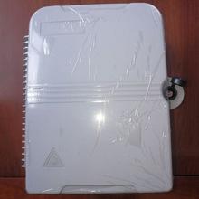 通信设备新款pc16分纤箱光分路器外贸abs16芯光纤分线盒厂家直销