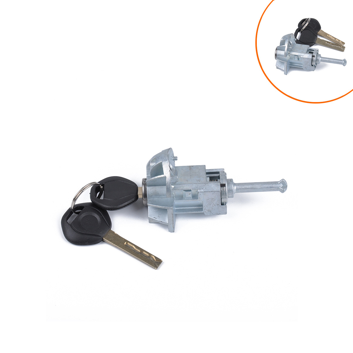 EBAY热销-适用于BWM宝马E46左门锁芯锌合金车门锁芯批发