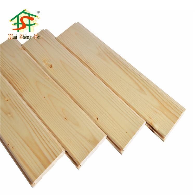 供湖北太原松木免漆桑拿板墙板实木 免漆吊顶扣板厂家热销中
